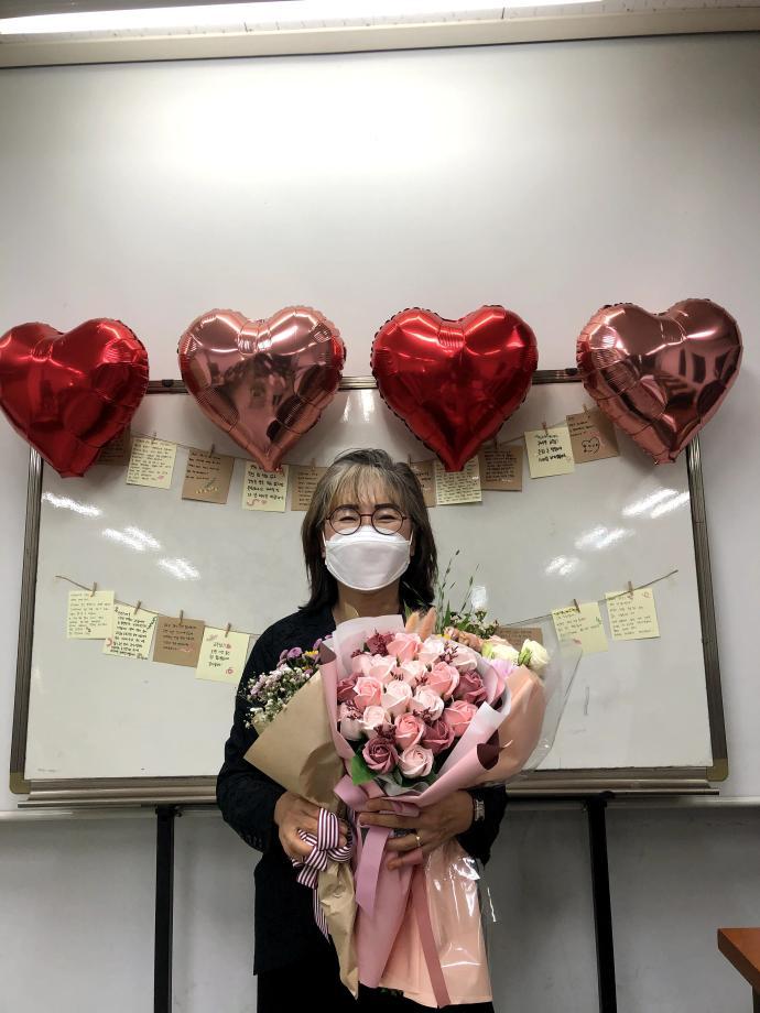 구혜영 교수님 정년퇴임 기념식 이미지